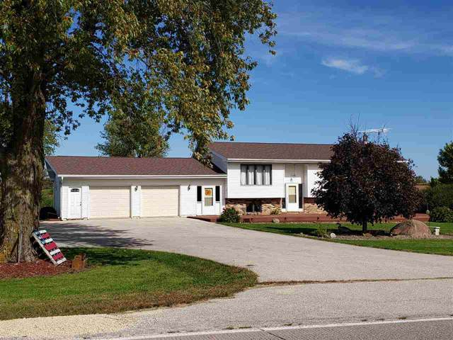 2325 Jet Road, Greeley, IA 52050 (MLS #20195575) :: Amy Wienands Real Estate
