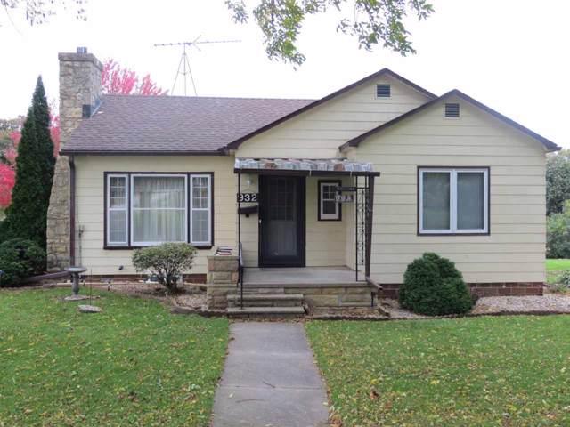 932 Caldwell Street, Aplington, IA 50604 (MLS #20195595) :: Amy Wienands Real Estate