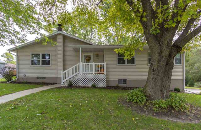1510 8th Street, Gilbertville, IA 50634 (MLS #20195629) :: Amy Wienands Real Estate