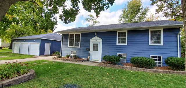 108 Circle Drive, Manchester, IA 52057 (MLS #20195649) :: Amy Wienands Real Estate