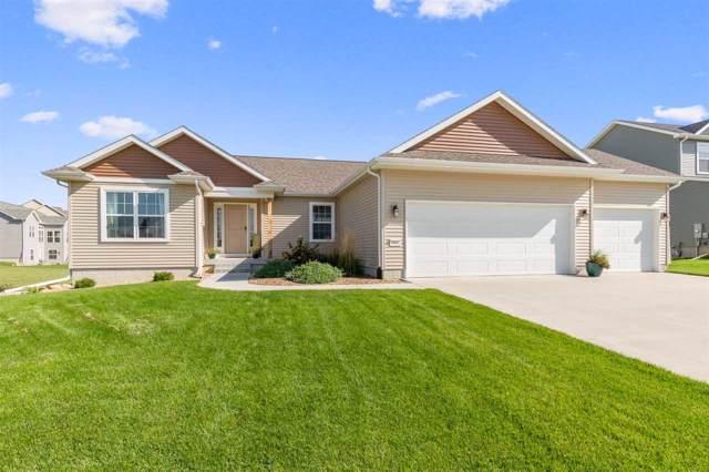 5604 Arbors Drive, Cedar Falls, IA 50613 (MLS #20195651) :: Amy Wienands Real Estate