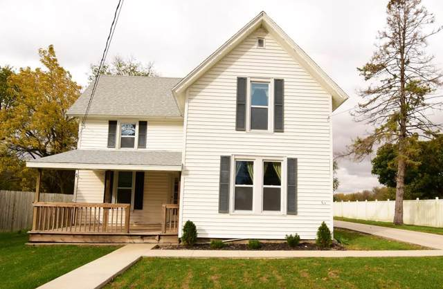 528 Prospect Street, Manchester, IA 52057 (MLS #20195744) :: Amy Wienands Real Estate