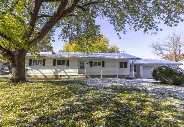 327 Church Street, Dike, IA 50624 (MLS #20195891) :: Amy Wienands Real Estate