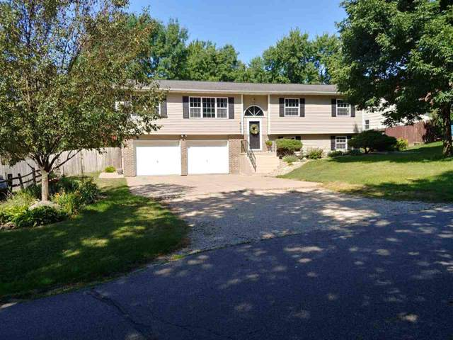 4101 Horseshoe Drive, Cedar Falls, IA 50613 (MLS #20195901) :: Amy Wienands Real Estate