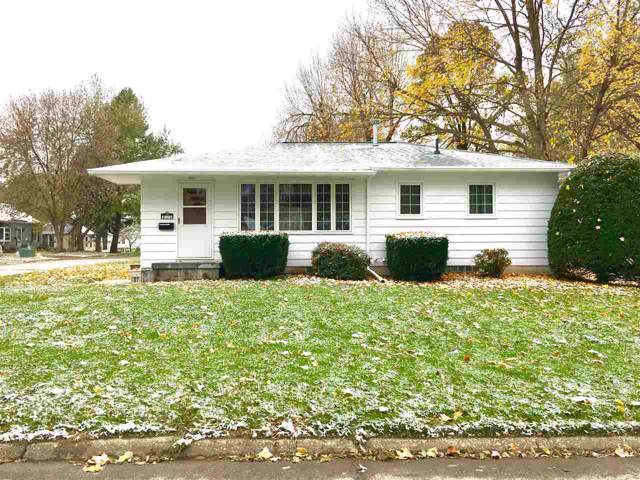 809 Sycamore St, Laporte City, IA 50651 (MLS #20195912) :: Amy Wienands Real Estate