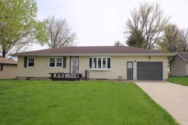 917 Gray Street, Aplington, IA 50604 (MLS #20195921) :: Amy Wienands Real Estate