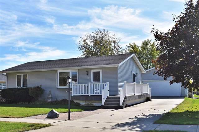 4011 Jodi Drive, Waterloo, IA 50701 (MLS #20195933) :: Amy Wienands Real Estate