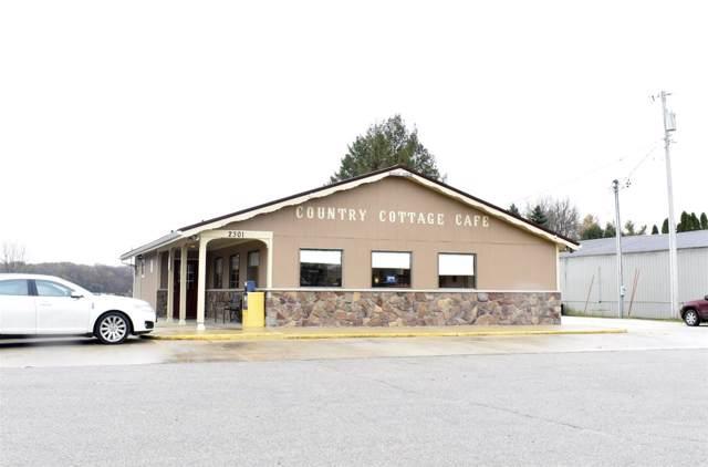 2301 S Frederick, Oelwein, IA 50662 (MLS #20195950) :: Amy Wienands Real Estate