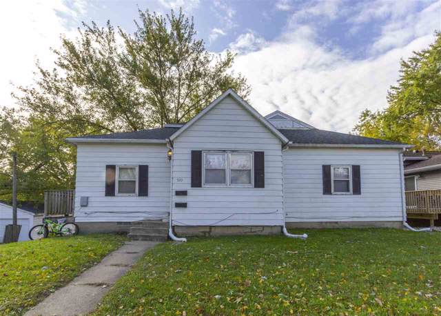 920 W 2nd, Cedar Falls, IA 50613 (MLS #20195957) :: Amy Wienands Real Estate