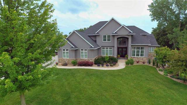 1120 Lakeview Drive, Cedar Falls, IA 50613 (MLS #20195978) :: Amy Wienands Real Estate