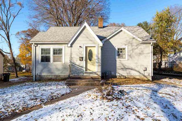 319 Oliver Street, Waterloo, IA 50703 (MLS #20196019) :: Amy Wienands Real Estate