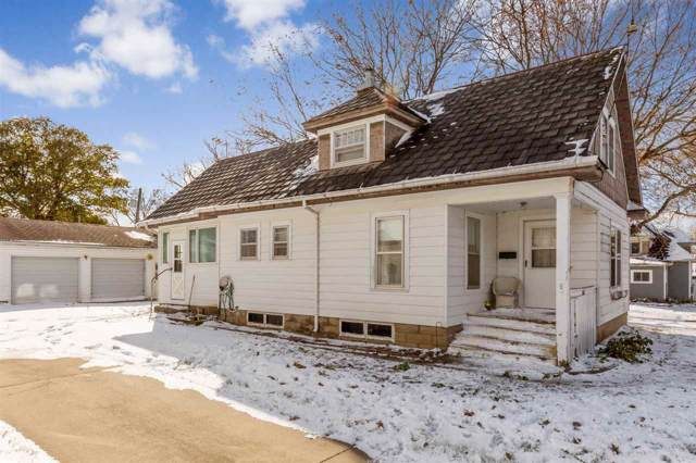 610 C Ave, Grundy Center, IA 50638 (MLS #20196088) :: Amy Wienands Real Estate