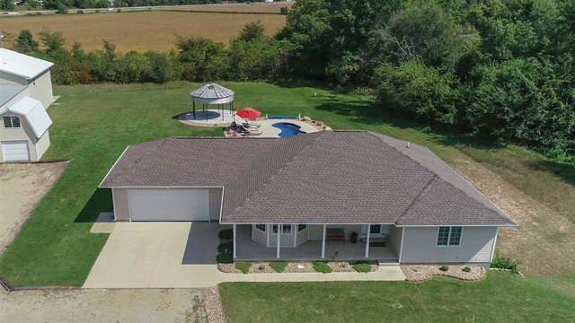 3635 Gilbertville Road, Waterloo, IA 50701 (MLS #20196095) :: Amy Wienands Real Estate