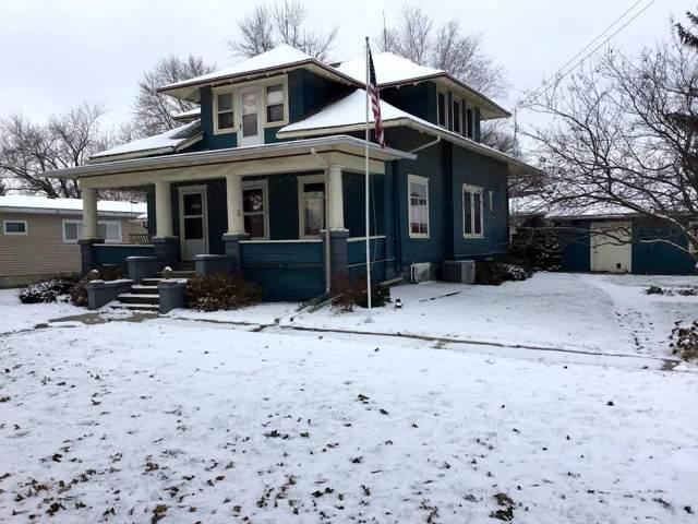 306 S Main Street, Protivin, IA 52163 (MLS #20196109) :: Amy Wienands Real Estate