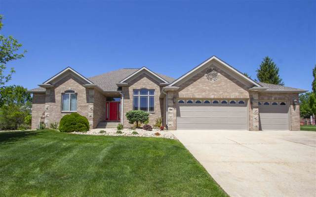 3109 Stratford Court, Cedar Falls, IA 50613 (MLS #20196266) :: Amy Wienands Real Estate