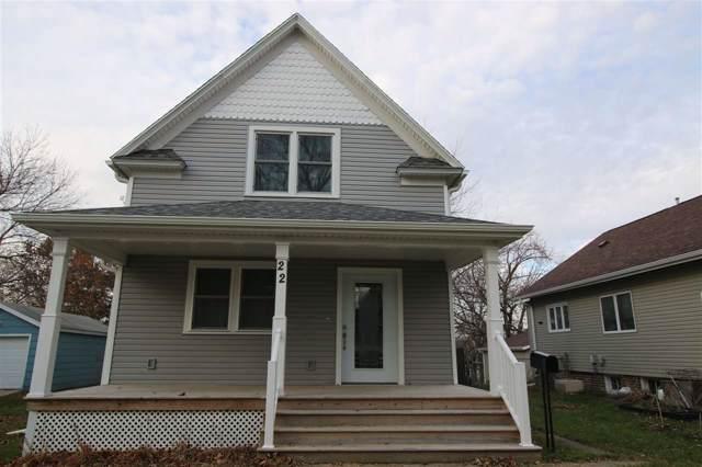 22 6th Ave Se, Oelwein, IA 50662 (MLS #20196274) :: Amy Wienands Real Estate