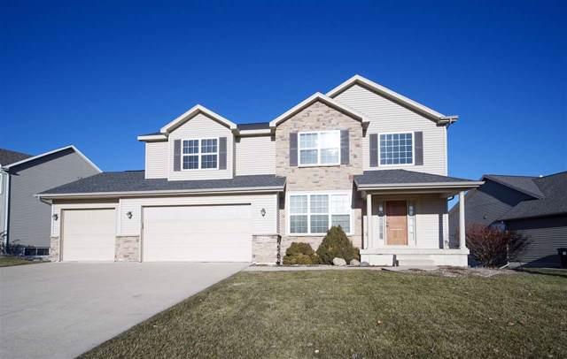 1618 Quail Ridge Road, Cedar Falls, IA 50613 (MLS #20196290) :: Amy Wienands Real Estate