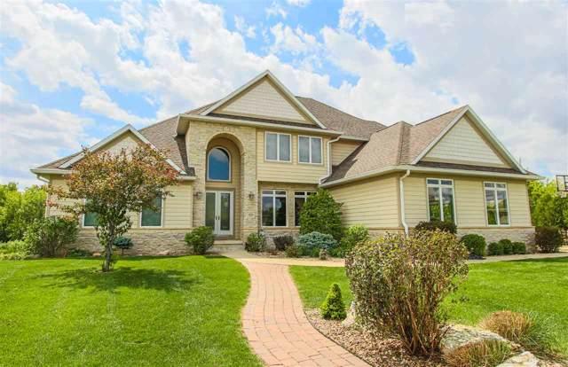 223 Winding Ridge Road, Cedar Falls, IA 50613 (MLS #20196353) :: Amy Wienands Real Estate