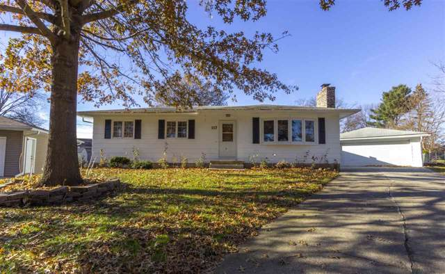 117 Crest Circle, Waterloo, IA 50702 (MLS #20196361) :: Amy Wienands Real Estate