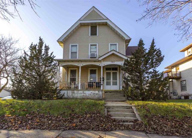 121 Franklin Street, Cedar Falls, IA 50613 (MLS #20196364) :: Amy Wienands Real Estate