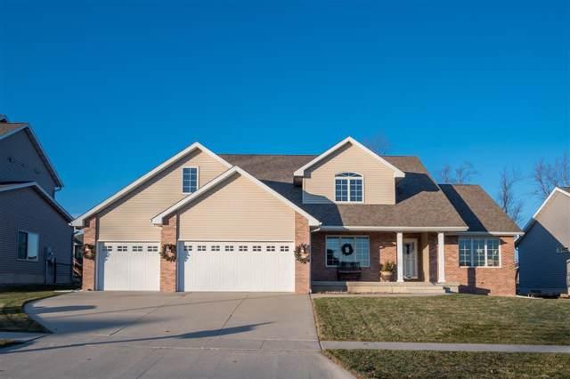 1215 Erik Road, Cedar Falls, IA 50613 (MLS #20196385) :: Amy Wienands Real Estate