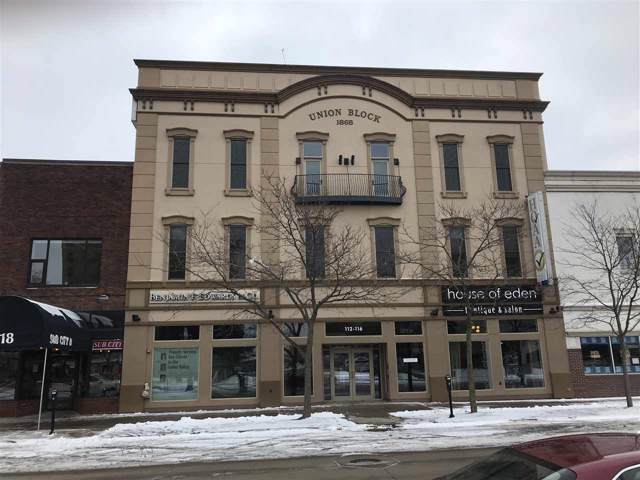 112-116 E 4th, Waterloo, IA 50703 (MLS #20196414) :: Amy Wienands Real Estate