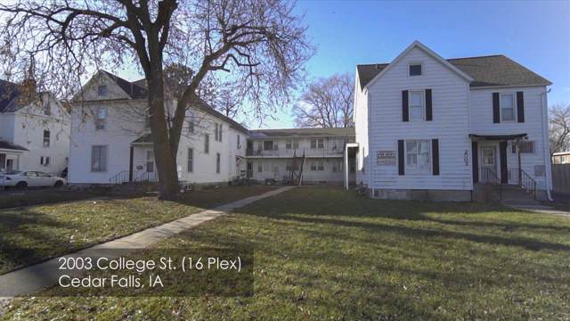2003 College Street, Cedar Falls, IA 50613 (MLS #20196458) :: Amy Wienands Real Estate
