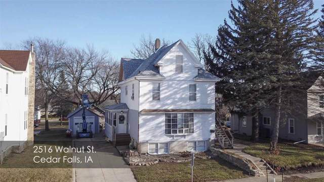 2516 Walnut Street, Cedar Falls, IA 50613 (MLS #20196459) :: Amy Wienands Real Estate