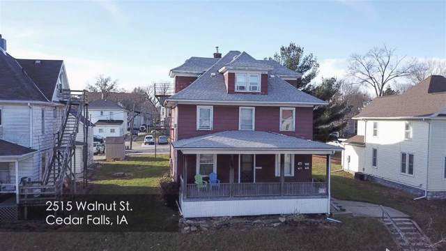 2515 Walnut Street, Cedar Falls, IA 50613 (MLS #20196460) :: Amy Wienands Real Estate