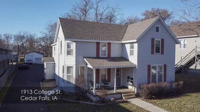 1913 College Street, Cedar Falls, IA 50613 (MLS #20196463) :: Amy Wienands Real Estate