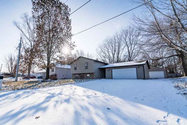 1011 Triangle Drive, Shell Rock, IA 50670 (MLS #20196484) :: Amy Wienands Real Estate