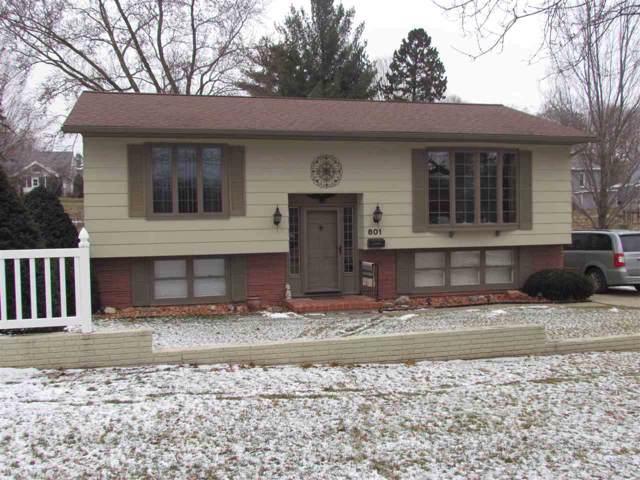 801 W 13, Cedar Falls, IA 50613 (MLS #20196499) :: Amy Wienands Real Estate