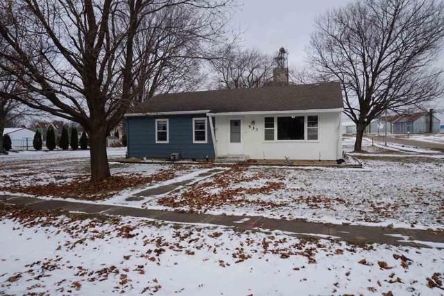 531 Beelar Street, Marble Rock, IA 50653 (MLS #20196529) :: Amy Wienands Real Estate