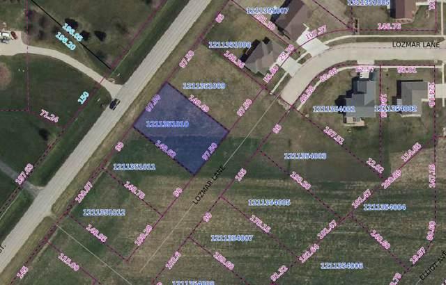 1125 Lozmar Lane, Shell Rock, IA 50670 (MLS #20196620) :: Amy Wienands Real Estate