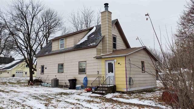 114 W Railroad Avenue, Fredericksburg, IA 50630 (MLS #20196644) :: Amy Wienands Real Estate
