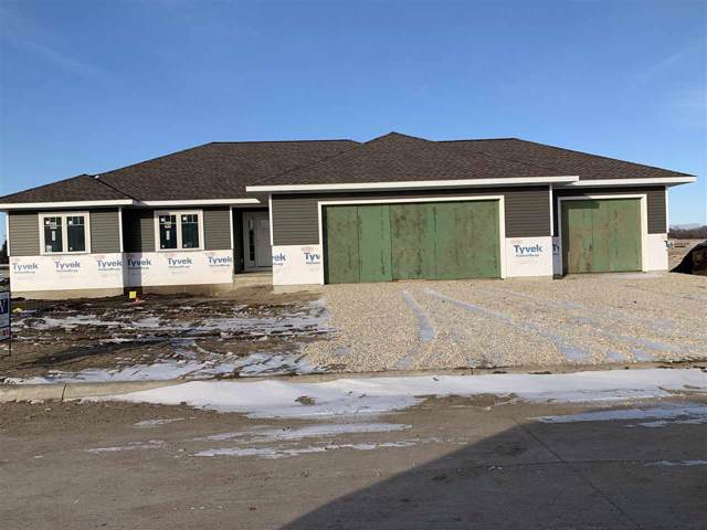 211 Harvest Lane, Shell Rock, IA 50670 (MLS #20200030) :: Amy Wienands Real Estate