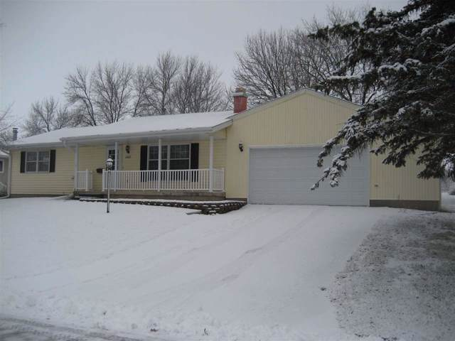 1307 Circle Dr. Circle, Aplington, IA 50604 (MLS #20200057) :: Amy Wienands Real Estate