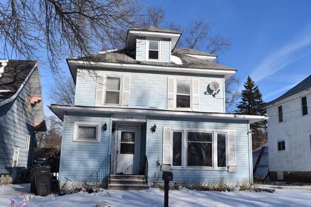 319 3rd St Nw, Oelwein, IA 50662 (MLS #20200058) :: Amy Wienands Real Estate