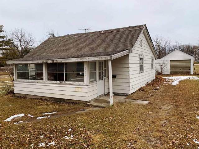 130 Railroad, Marble Rock, IA 50653 (MLS #20200093) :: Amy Wienands Real Estate