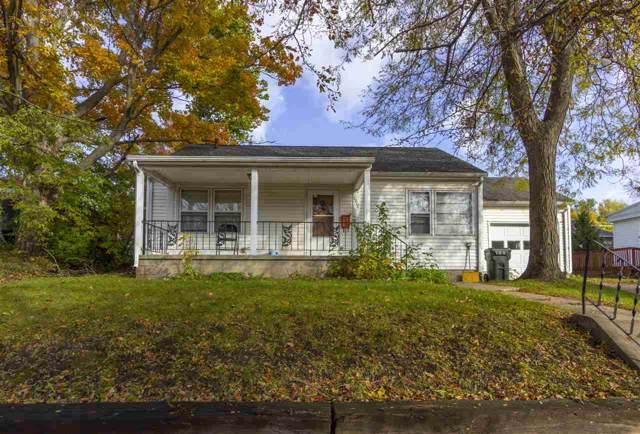 1217 W 19th, Cedar Falls, IA 50613 (MLS #20200139) :: Amy Wienands Real Estate