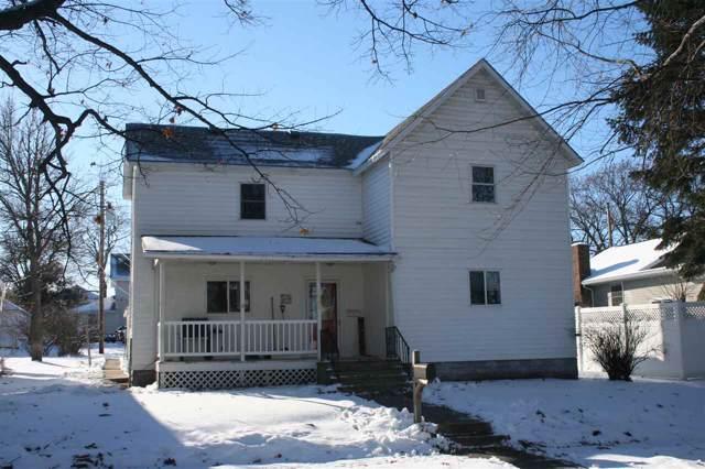 606 Clark Street, Reinbeck, IA 50669 (MLS #20200239) :: Amy Wienands Real Estate