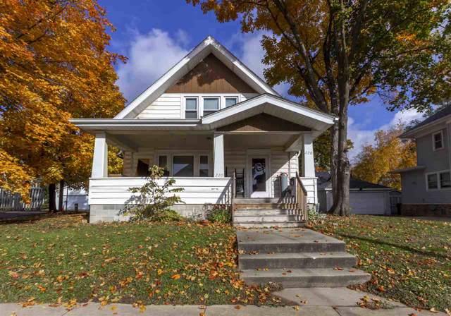 220 E 9th, Cedar Falls, IA 50613 (MLS #20200240) :: Amy Wienands Real Estate