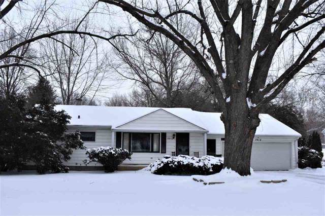 1912 Pleasant Drive, Cedar Falls, IA 50613 (MLS #20200300) :: Amy Wienands Real Estate