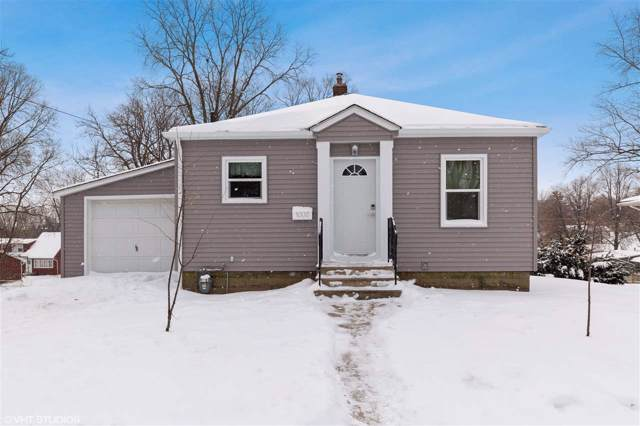 1006 W 12th Street, Cedar Falls, IA 50613 (MLS #20200303) :: Amy Wienands Real Estate