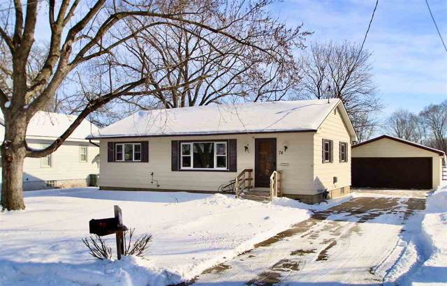 74 Zuma Street, Waterloo, IA 50703 (MLS #20200309) :: Amy Wienands Real Estate