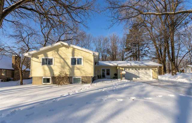 2105 Parrish Street, Cedar Falls, IA 50613 (MLS #20200340) :: Amy Wienands Real Estate