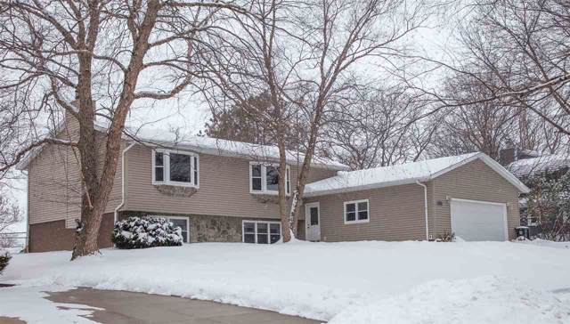 3205 Abraham Dr, Cedar Falls, IA 50613 (MLS #20200345) :: Amy Wienands Real Estate
