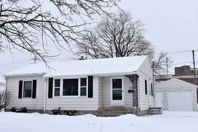 1017 W 7th Street, Cedar Falls, IA 50613 (MLS #20200353) :: Amy Wienands Real Estate