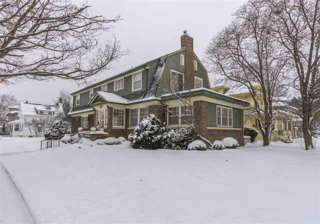 122 W 10th Street, Cedar Falls, IA 50613 (MLS #20200379) :: Amy Wienands Real Estate