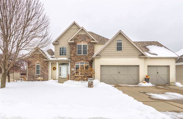 1720 Valley High Drive, Cedar Falls, IA 50613 (MLS #20200390) :: Amy Wienands Real Estate